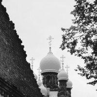 Церковь Святого Мученика Иулиана Тарсийского :: Сергей Тихонов