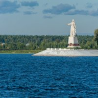 Волга-Мать. :: Ирина Токарева