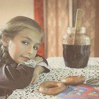 Опять в школу :: Elena Fokina