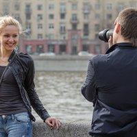 фотограф и модель :: Михаил Даниловцев