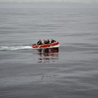 Затерянные в океане :: Ольга