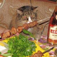 Ужин на двоих :: Елена Безнасюк