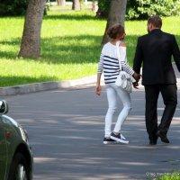 автомобиль подождёт или свидание :: Олег Лукьянов
