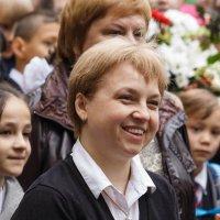 Первая учительница моей дочери :: Алексей Корнеев
