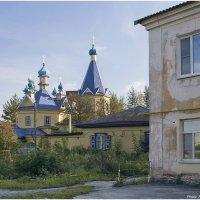 Ишимский дворик :: Александр Максимов
