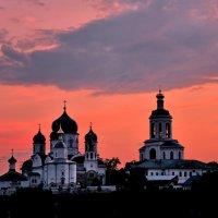 Свято-Боголюбский женский монастырь. :: АЛЕКСАНДР СУВОРОВ