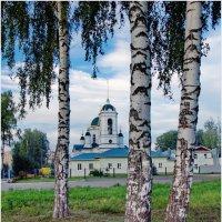 Церковь Преподобного Серафима Саровского. Кострома. :: Олег