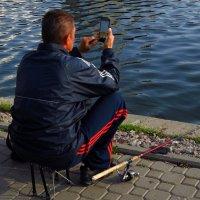 Дело рыбака :: Андрей Лукьянов