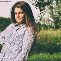Анна :: Анастасия Фёдорова