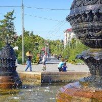 Летний день 2 :: Валерий Кабаков