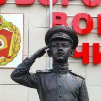 Памятник суворовцу :: Наиля