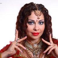 Индианка :: VikTori Knyazeva