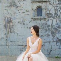 #свадебный день#красавица в белом платье :: Александра Авраменко