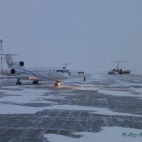 На северном аэродроме.Нормальная погода. :: Alexey YakovLev