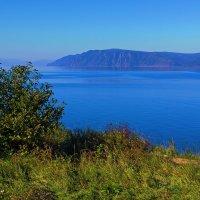 Голубое озеро :: Анатолий Иргл