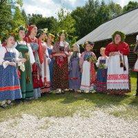 Троицын день в Витославлицах 2 :: Константин Жирнов