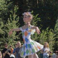 Юная балерина :: Ирина Гринченко
