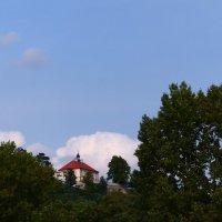 домик почти в небе :: Ольга Богачёва