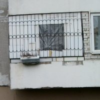 """Балкон """"Окно в Европу"""") :: Галина Бобкина"""