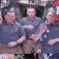 Поздравления Бердску с днём рождения из космоса. :: Мила Бовкун