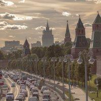 Набережная :: Юрий Захаров