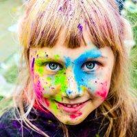 Яркие краски :: Марина Романова