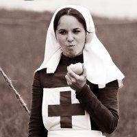 ... сестра милосердия ... :: Дмитрий Иншин