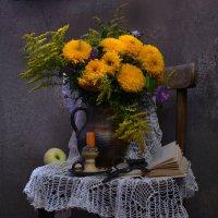 Пусть будет осень солнечной, нарядной... :: Валентина Колова
