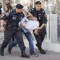 Задержание дебошира :: Александр Степовой