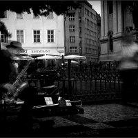 ностальгические саксофона из Праги :: Jiří Valiska