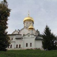 Церковь на территори Саввино - Сторожевского монастыря :: Александр mister.arm