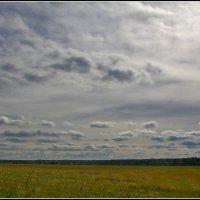переменная облачность :: Дмитрий Анцыферов
