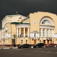 Театр драмы им. Федора Волкова. Ярославль. :: Ирина Токарева