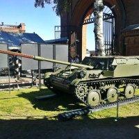 В музее артиллерии. :: Виктор Егорович