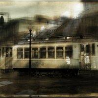 Старый трамвай :: Татьяна Смирнова