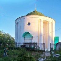 """Этот же храм, вид """"с заднего двора"""" :: Алексей Ник"""