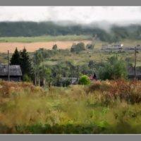 деревня :: павел бритшев