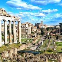 Римский форум :: Margarita Smirnova
