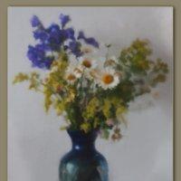 синяя ваза :: павел бритшев