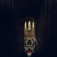 В одном старинном католическом соборе... :: Елизавета Вавилова