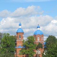 Храм Рождества Пресвятой Богородицы :: Маера Урусова