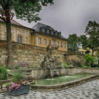 Средневековый фонтан :: Евгений Кривошеев
