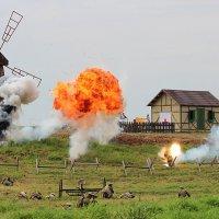 ... атака ... :: Дмитрий Иншин