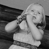 Детское сердечко :: Елена Фалилеева-Диомидова