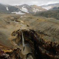 Водопад каньона Опасный, Камчатка :: Станислав Маун