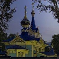 Успенский храм! Ижевск – город в котором я живу! :: Владимир Максимов
