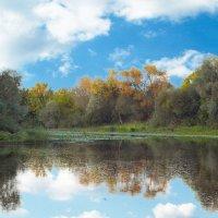 Уж небо осенью дышало.... :: Михаил Болдырев