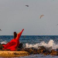 Волны :: Artem Zelenyuk
