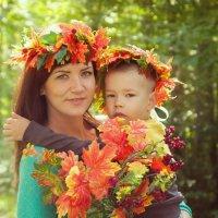 я и сын ) :: Anna Enikeeva