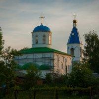 Возмищенский собор в Волоколамске (начало XVI в.) :: Alexander Petrukhin